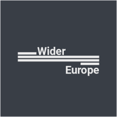 Wider Europe, ISSN 2563-1527
